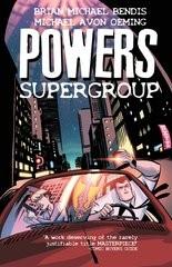 """Bendis' """"Powers' comic book."""