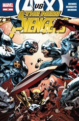 """""""The New Avengers"""" Issues 24, written by Bendis."""