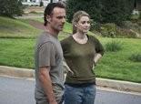 Rick Grimes and Alexandria Safe-Zone resident Jessie.