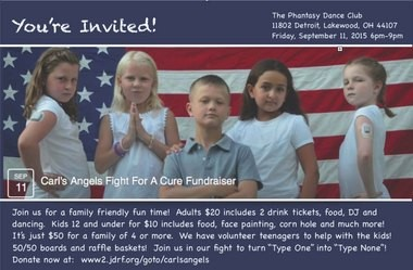 A family business for 50 years, the club is also doing an event that inspired by a member of the family. At 6 p.m. Friday, the Phantasy will host a benefit the JDRF Improving Lives Curing Type 1 Diabetes - a worldwide group that fund type 1 diabetes research.