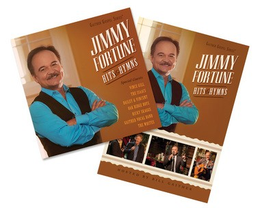 """The Staler Brothers retired in 2002, but tenor Jimmy Fortune is still making music. His newest album -- and an accompanying DVD -- is called """"Jimmy Fortune: Hits & Hymns'' and comes out on Friday, Oct. 23."""