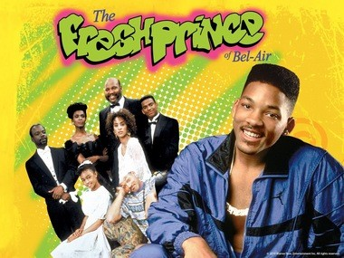 """Janet Hubert, second from left, and Will Smith, foreground, appear on the cover of the """"Fresh Prince of Bel Air"""" season one DVD."""