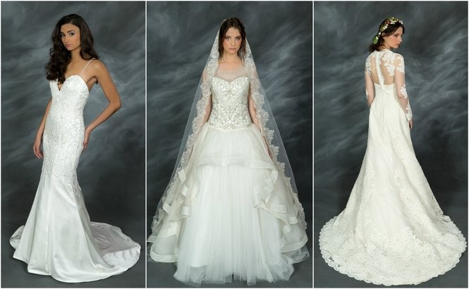 5 Classic Wedding Gowns By Cleveland Designer That Will Take Your