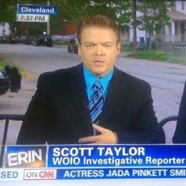 WOIO investigative reporter Scott Taylor leaving for D C