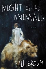 "Cleveland's post-industrial milieu had a profound impact on Bill Broun's acclaimed novel ""Night of the Animals."""