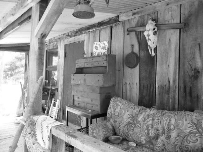 Stone Garden cabin