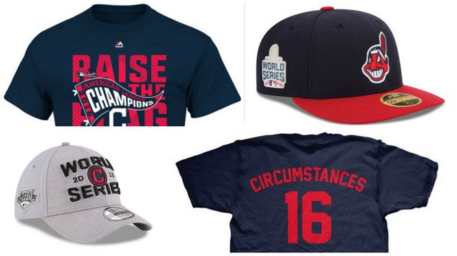 cheaper 40caf 4a8ce Cleveland Indians World Series gear: 15 best shirts and hats ...