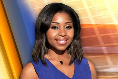Meteorologist Somara Theodore arrived in Cleveland last spring from Savannah, Georgia.