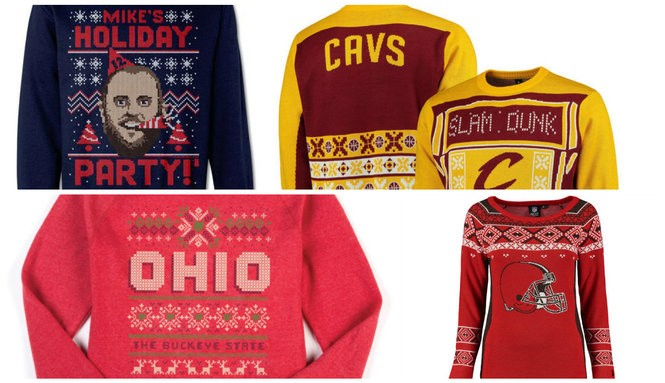 8504c9c05cd736 CLEVELAND, Ohio -- Shopping for a sports fan on your list sounds easy on  paper. Head over to the team apparel department at Dick's, close your eyes,  ...