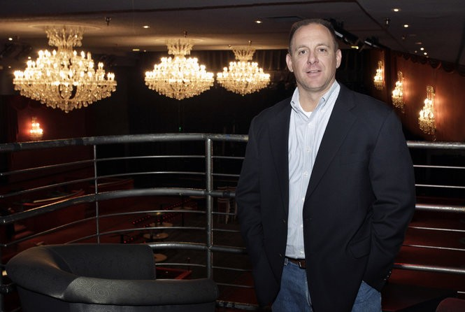 """Shawn Trell, the Ohio-born chief operating officer of concert giant AEG Presents, said the company will spend """"seven figures'' in upgrades and renovations to the Agora Theatre after it takes over operation of the venerable concert hall on Friday, July 14."""