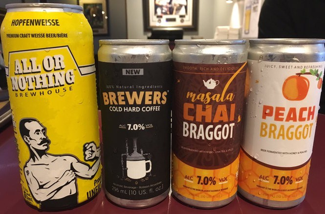 Ontario-based All or Nothing Brewhouse is entering the Northeast Ohio market.
