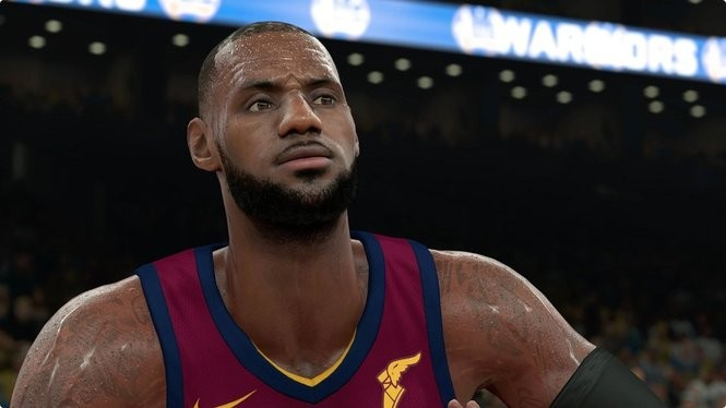 NBA 2K18 ranks LeBron James, Kevin Durant as top-rated