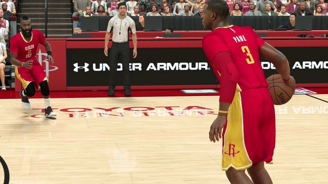 NBA 2K18: It's the Warriors, and then everyone else
