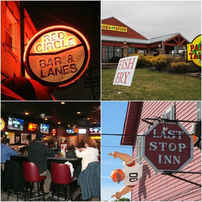 Parma Pub Crawl: 21 Bars To Check Out In Cleveland's Most