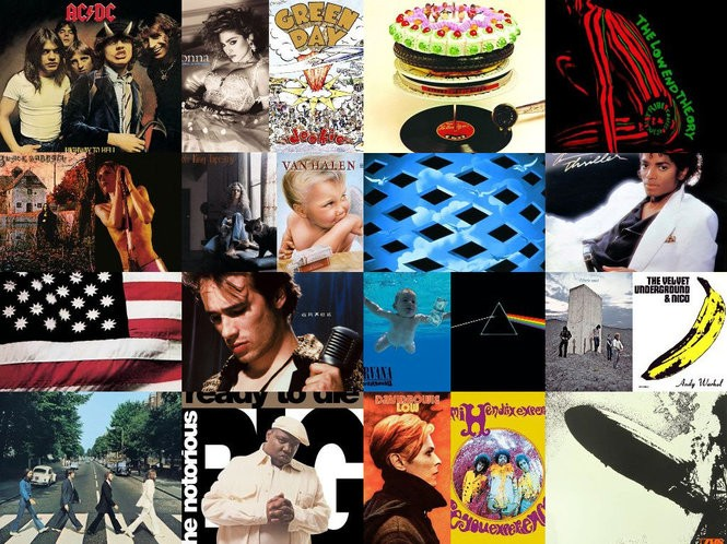 15 greatest years in music history - cleveland com