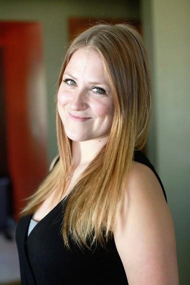 Comedian Mary Santora