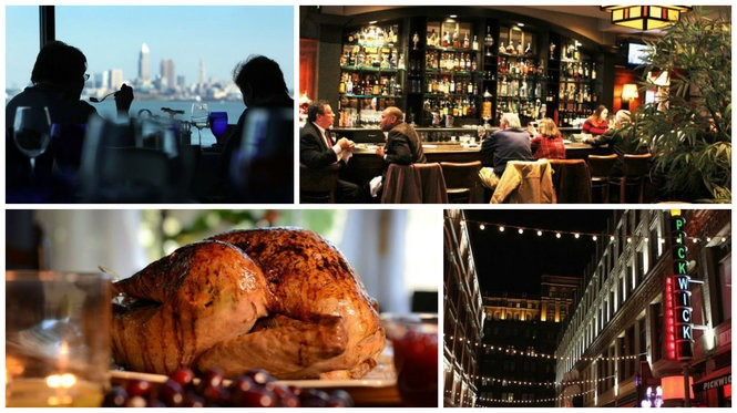 Tremendous 27 Restaurants In Greater Cleveland Serving Thanksgiving Home Interior And Landscaping Oversignezvosmurscom