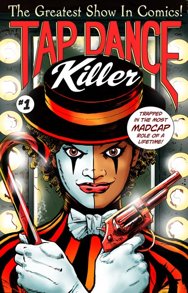 "The cover of ""Tap Dance Killer"""