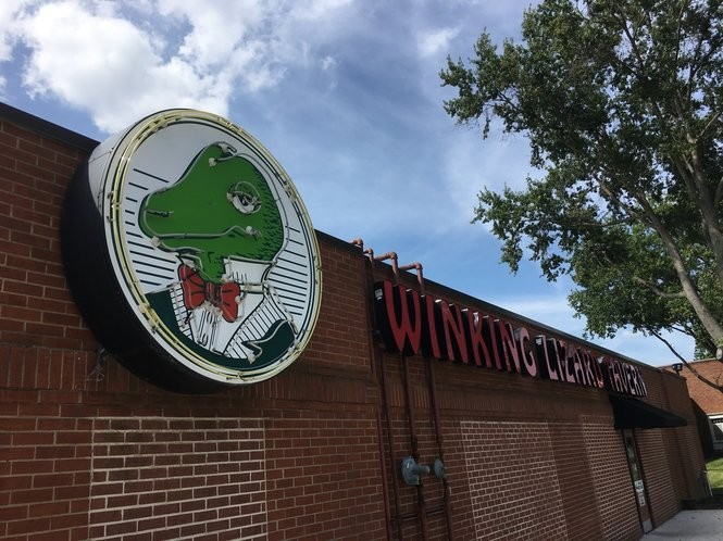 The Winking Lizard started in Bedford Heights.