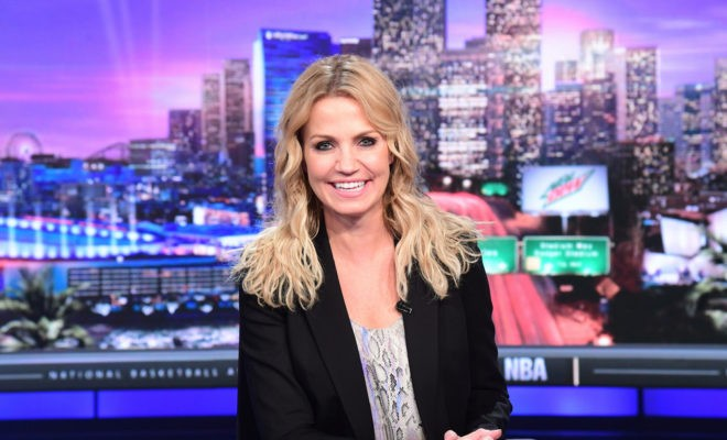 As a result of the launch of NBA After The Buzzer and the NBA Countdown move, Michelle Beadle has extended her contract with ESPN and will return to Los Angeles to focus on the NBA, ESPN said in a press release.