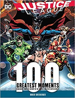 An excellent book featuring some of the Justice League's greatest moments.