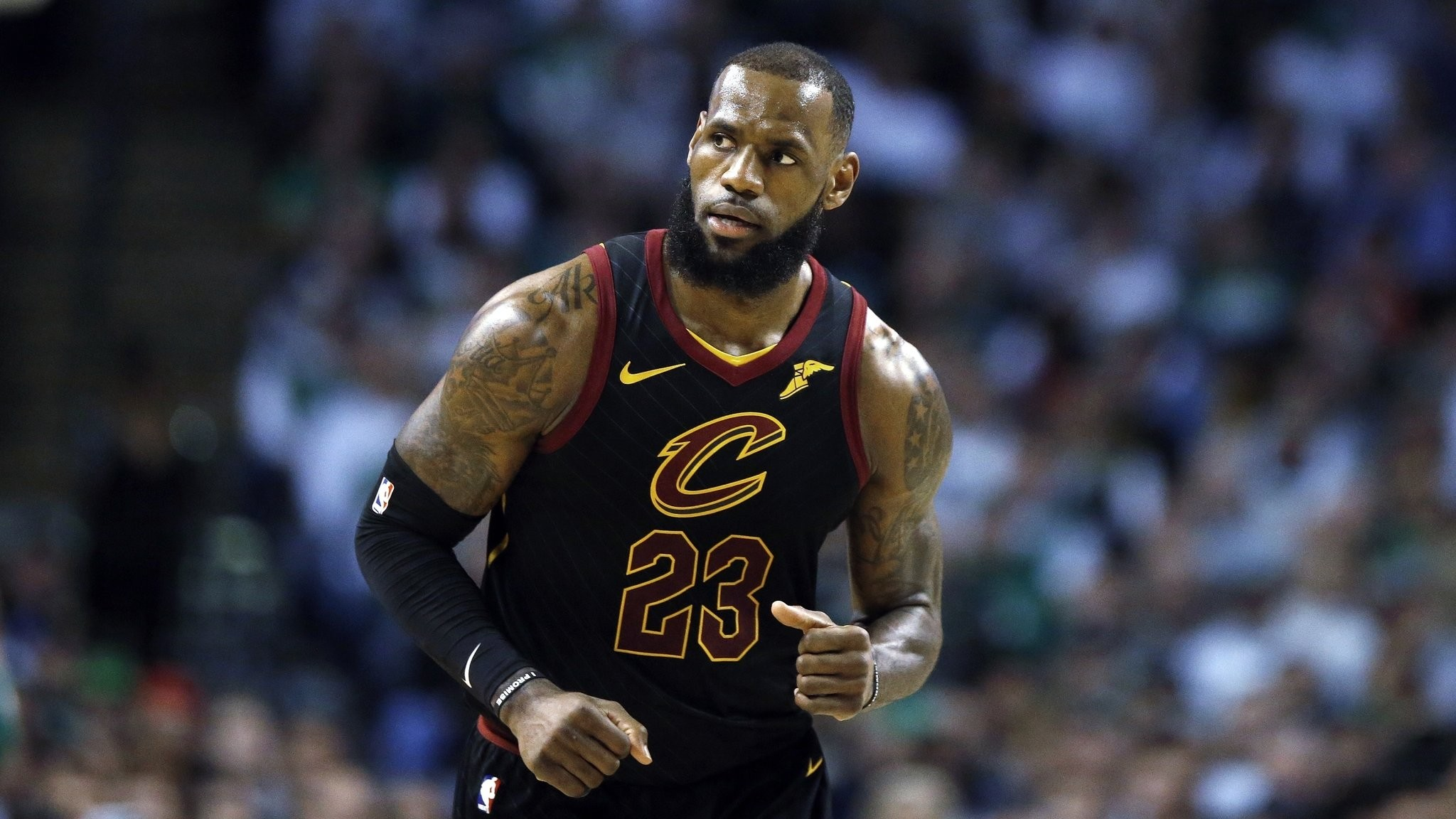 LeBron James remains NBA's top-selling jersey - cleveland.com