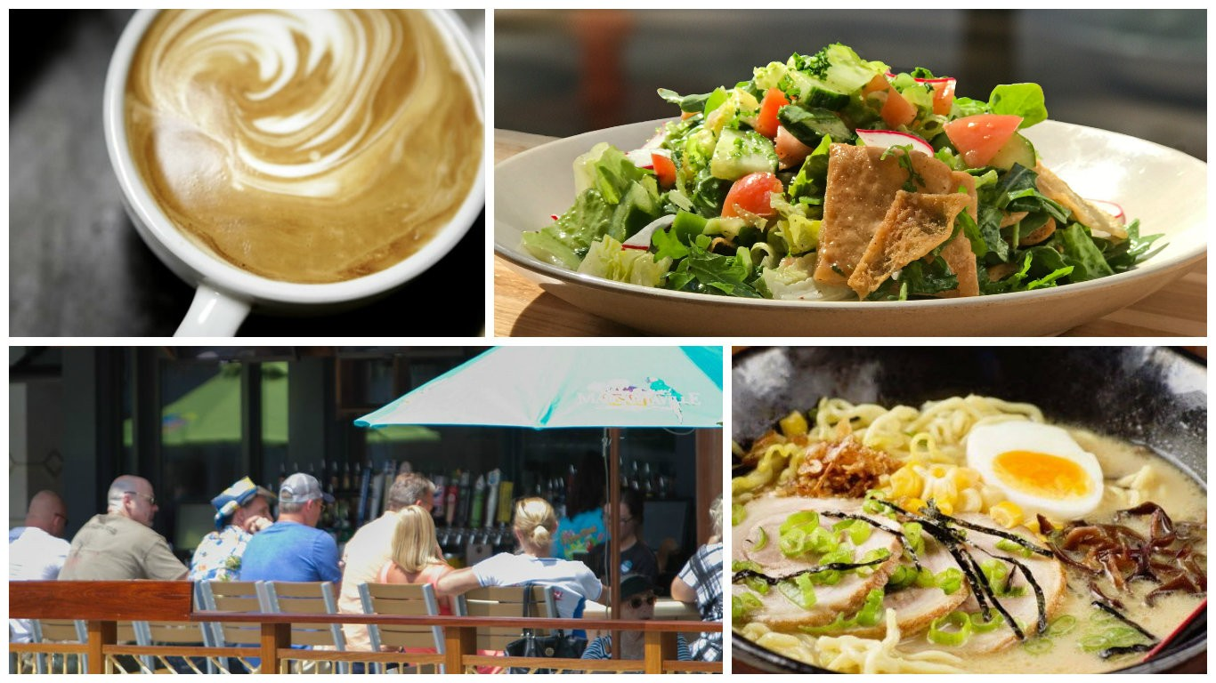 17 New Places To Eat And Drink In Downtown Cleveland And The