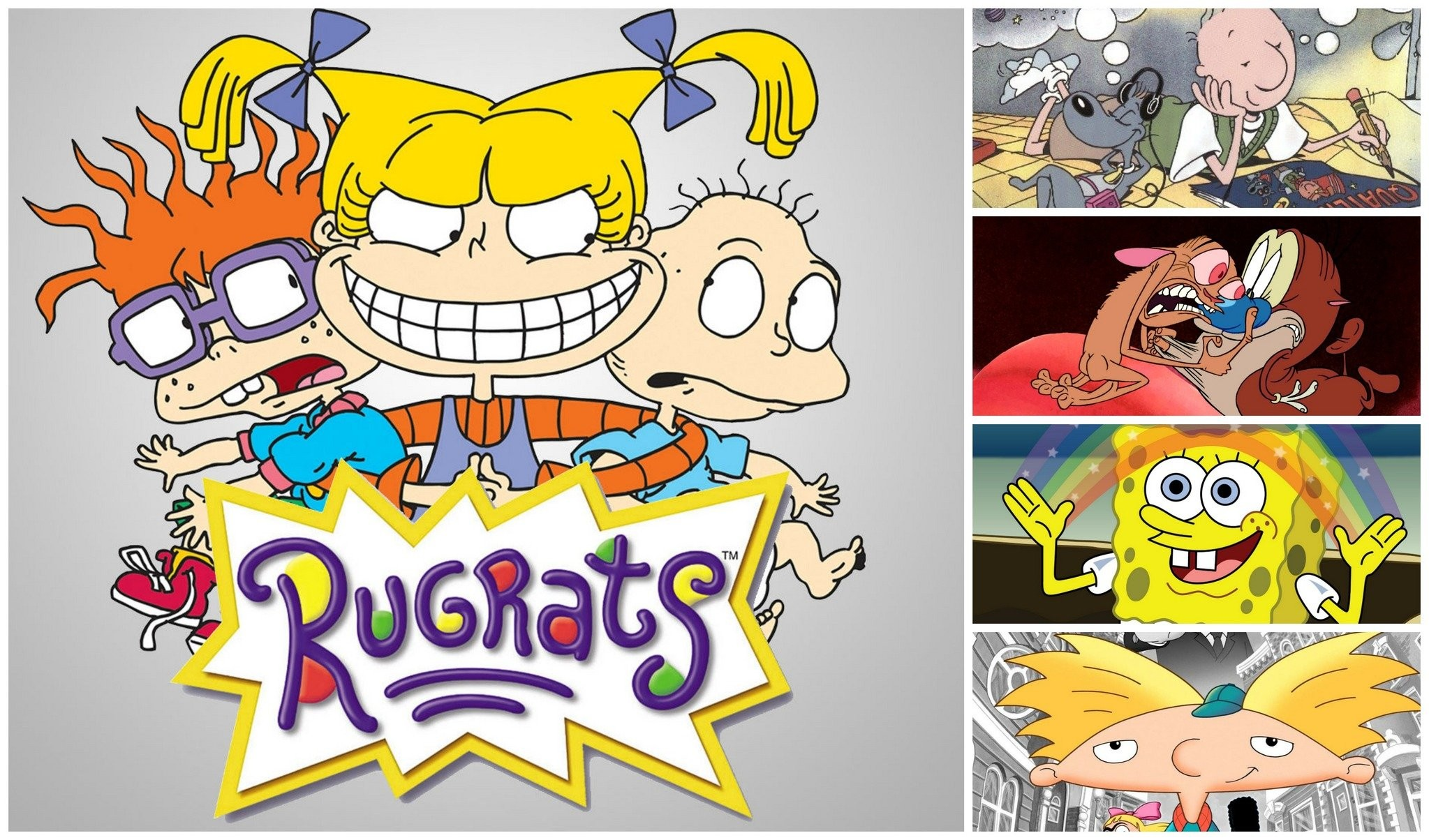 15 Greatest Nickelodeon Cartoons Of All Time Cleveland Com