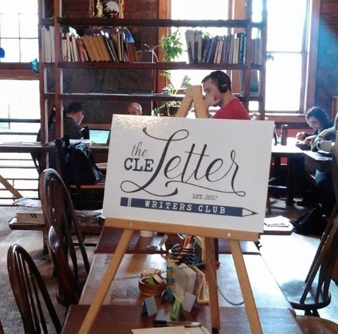 Cleveland's Instagram-inspired Letter Writers Club puts modern twist