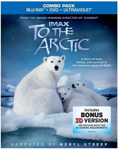 "DVD review of ""To the Arctic"" narrated by Meryl Streep"