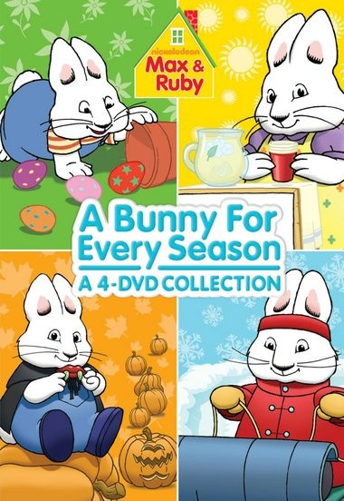 "DVD review of ""A Bunny For Every Season"" narrated by Rosemary Wells"
