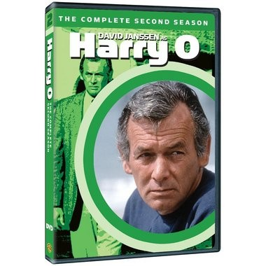 "DVD review of ""Harry O"" starring David Janssen"