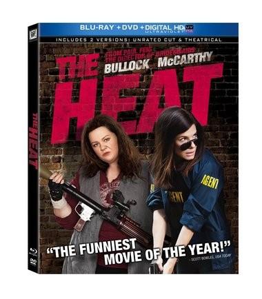 "DVD review of ""The Heat"" starring Sandra Bullock"