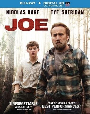 "DVD review of ""Joe"" starring Nicolas Cage."
