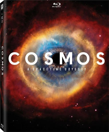 """DVD review of """"Cosmos: A SpaceTime Odyssey"""""""