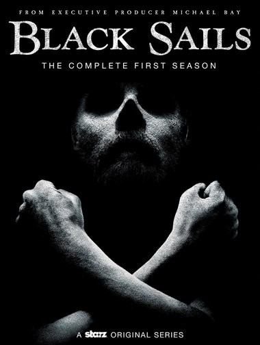 "DVD review of ""Black Sails,"" season one."