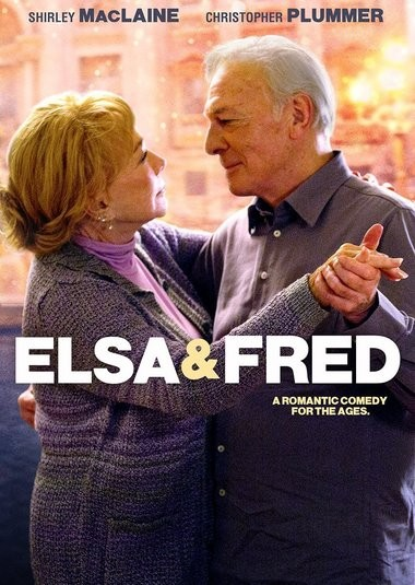 "DVD review of ""Elsa and Fred"" starring Shirley MacLaine."