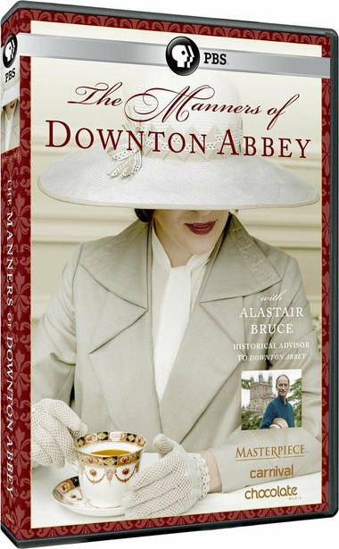 "DVD review of ""The Manners of Downton Abbey."""