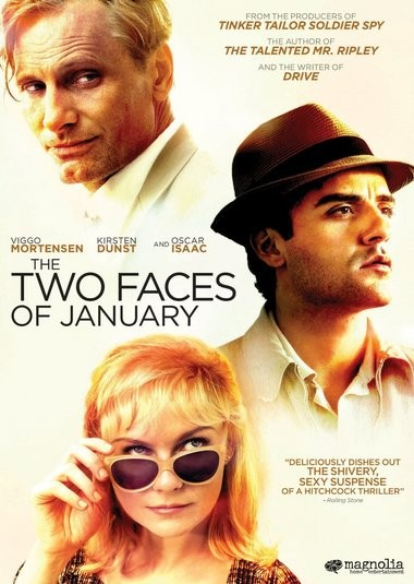 "DVD review of ""The Two Faces of January"" starring Viggo Mortensen."