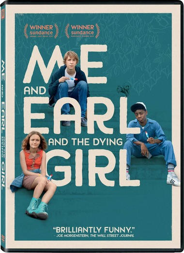 "DVD review of ""Me and Earl and the Dying Girl"""