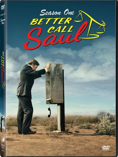 """DVD review of """"Better Call Saul,"""" season one"""