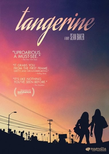 """DVD review of """"Tangerine."""""""