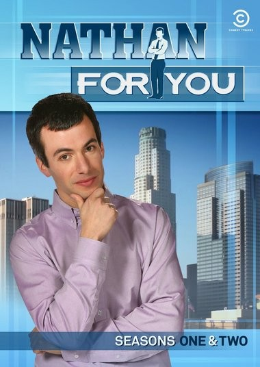 """DVD review of """"Nathan For You,"""" seasons one and two"""