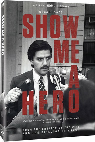 """DVD review of """"Show Me a Hero"""" from David Simon."""