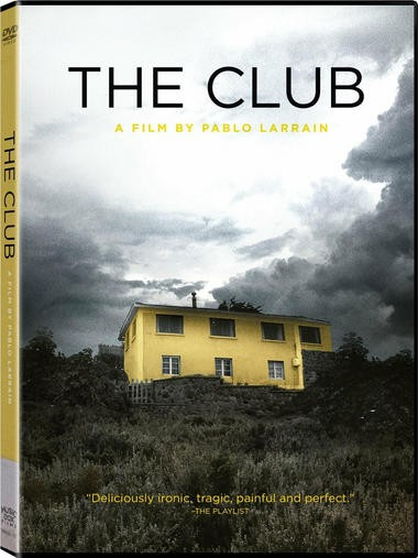 "DVD review of ""The Club."""