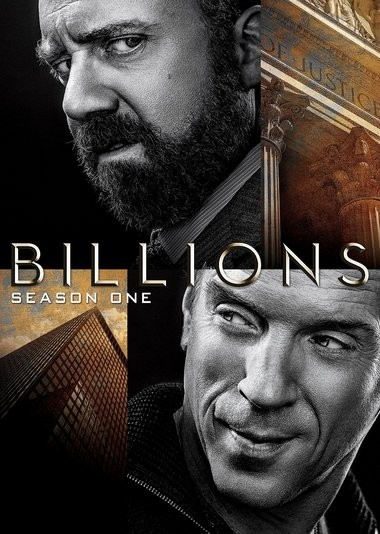 "DVD review of ""Billions"" starring Paul Giamatti."