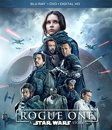 """DVD review of """"Rogue One: A Star Wars Story."""""""