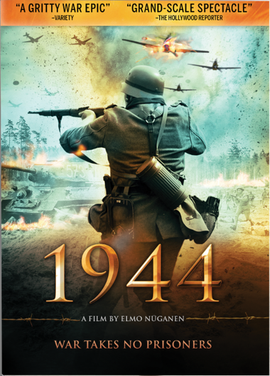 """DVD review of """"1944. DVD review of """"1944,"""" set in Estonia."""