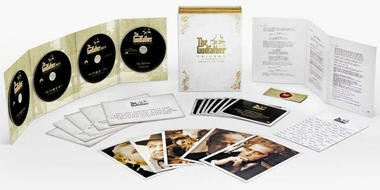 """Blu-ray review of """"The Godfather Trilogy: The Omerta Edition"""""""