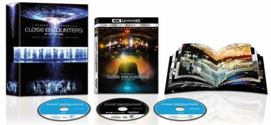 """Blu-ray review of """"Close Encounters of the Third Kind"""" 4K Ultra HD """"Light and Sound"""" Gift Set"""